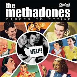 The Methadones - Career Objective LP