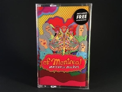 Of Montreal - Innocence Reaches cassette