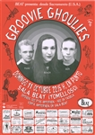 Groovie Ghoulies Live in Tomelloso Poster