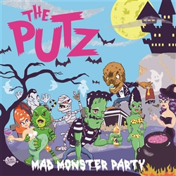 "The Putz - Mad Monster Party 12"" EP"