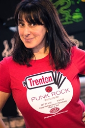 Trenton Punk Rock T-shirt