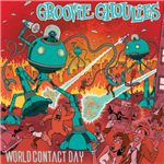 Groovie Ghoulies - World Contact Day CD