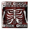 "Young Rochelles - Organ Trade 7"" Red/White Splatter 7"""