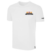 Cotton Tee Shirt with Covid-19 EMS Logo
