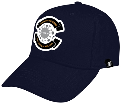 Team Baseball Cap with BW Covid-19 Honoring the Victims Logo