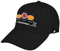 Team Baseball Cap with Covid-19 EMS Logo