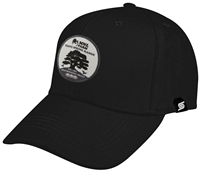 Baseball Cap with B&W Combo MNL Farm/Clove Spring at MNL Farm Logo