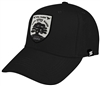 Baseball Cap with B&W Badge Clove Spring at MNL Farm Logo