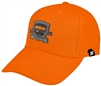 Baseball Cap with Color Shield Logo