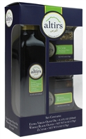 Combination Pack Olive Oil, Za'atar and Black Olives