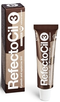 Refectocil Natural Brown EyeBrow & EyeLash Tint