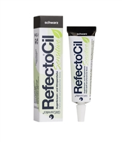 Refectocil Sensitive Eyebrow & Eyelash Black Tinting Gel