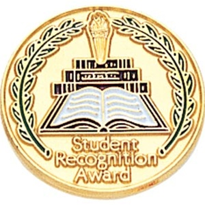 Student Recognition Pin