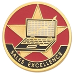 SALES EXCELLENCE PIN