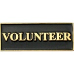 VOLUNTEER BAR PIN