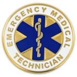 EMERGENCY MEDICAL TECHNICIAN PIN