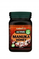 Golden Hills Manuka Honey 10+ 500g