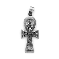 Horus Ankh Pendant - Medium