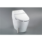 Toto Bidet G500 Elongated 1 Piece Toilet MS970CEMFG#01 Cotton White, MS970CEMFG#12 Sedona Beige