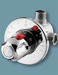 Thermostatic Bidet Mixing Valve - Model 403