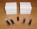 Twenty (20) Prefilled Round Top Cartridges For the Joye 510 or eGo