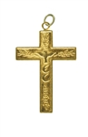 TEC Cross (Teens Encounter Christ), Gold-Tone, Regular Size
