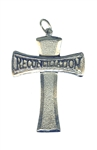 Reconciliation Cross, Silver-Tone, Large