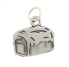 I am the Bread of Life Pendant (Pewter, Small)