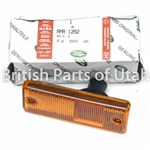 Discovery Front Bumper End Cap Marker Lamp AMR1292