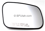 Discovery Rear View Side Mirror Glass CRD100660