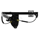 Freelander Window Motor Regulator Right Rear CVH101202