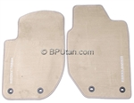 Freelander Carpet Floor Mats Light Beige EAH500030HPP