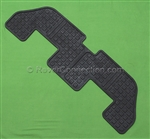 LR3 LR4 Third Row Rubber Floor Mat EAH500100PMA