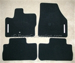 LR2 Carpet Floor Mats Ebony Black VPLFS0246PVJ