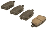 LR2 Rear Brake Pads CERAMIC LR023888
