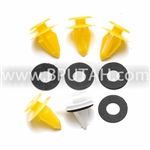 LR4 Windshield Molding Trim Fixing Clip LR026343