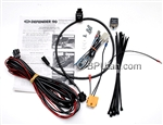 Defender Driving Lamp Wiring Electric Harness LRNA90ALH