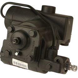 Discovery Power Steering Gear Box QAF500060