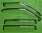LR3 LR4 Window Wind Deflectors VUB502390