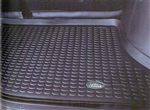Freelander Flexible Cargo Mat Liner Black