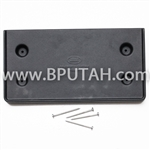 LR3 Protection Bar License Plate Mount Bracket