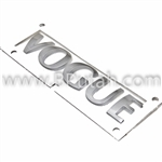 Range Rover VOGUE Badge Emblem Decal Sticker