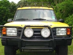 Discovery Yellow Brush Bar Decal XD