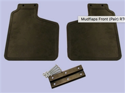 Discovery Front Mud Flap Kit with Hardware RTC6820