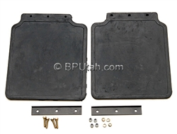 Discovery Rear Mud Flap Kit with Hardware RTC6821