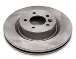 Land Rover LR3 V6 Brake Rotor, Rear SDB000636