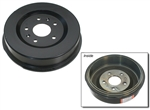Freelander Brake Disc Rotor Drum SDC000010
