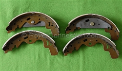 Freelander Brake Pads Shoes Rear SFS000030