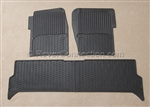 Discovery Rubber Floor Mats STC50048AA