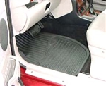 Freelander Rubber Floor Mats STC50402